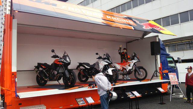 画像7: KTMオレンジキャラバン東京に行って来ました。