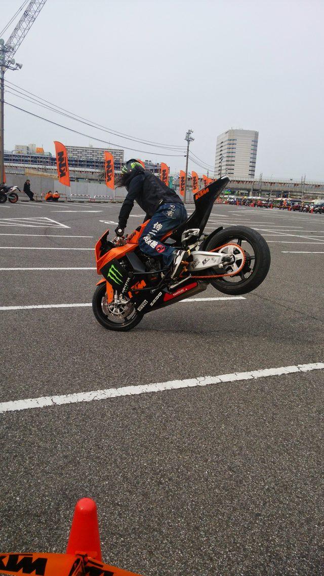 画像8: KTMオレンジキャラバン東京に行って来ました。