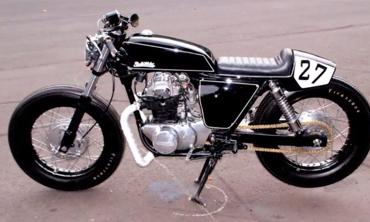 画像: インドネシアからバイク乗りの魂を奪いにくる。Studio Motorsの新作がやばい。 - LAWRENCE(ロレンス) - Motorcycle x Cars + α = Your Life.