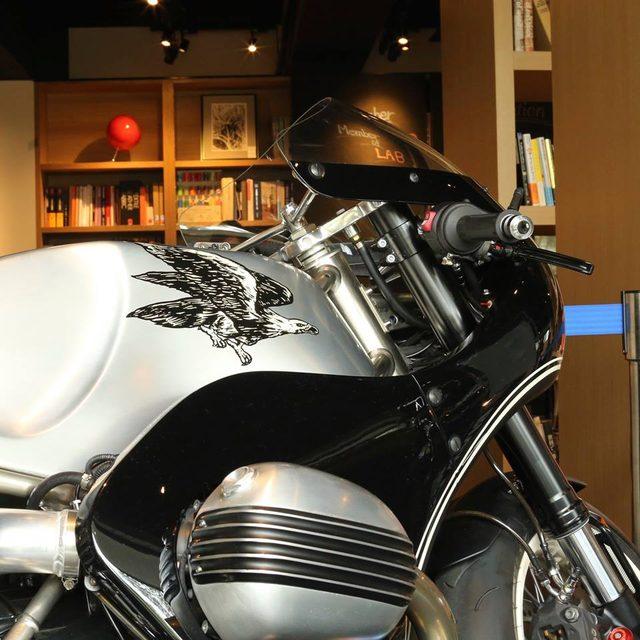 画像1: BOXER HIDE motorcycle custom by Hideya Togashi 富樫 秀哉
