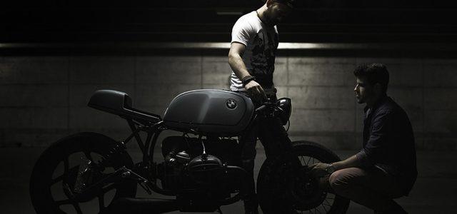 """画像: 宝石のように美しいカフェレーサーを生み出す、カスタムバイクの""""アトリエ"""" Diamond Atelier - LAWRENCE - Motorcycle x Cars + α = Your Life."""