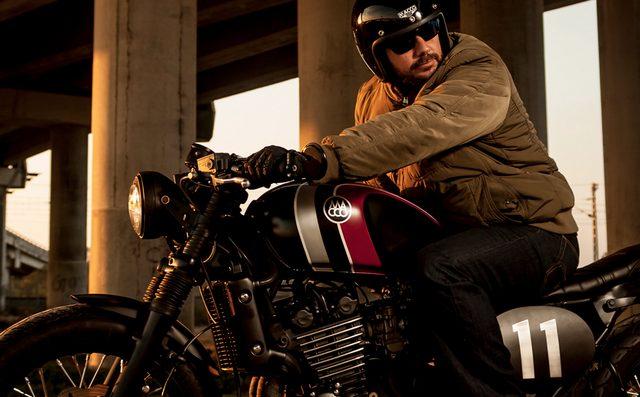 画像: スペインのMacco Motorsは相変わらずゴツくて男臭い。 - LAWRENCE - Motorcycle x Cars + α = Your Life.