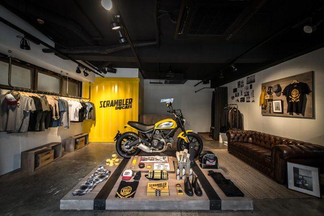 画像: 【ドゥカティ】Ducati Scrambler 原宿が5/1オープン