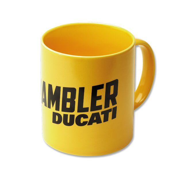 画像: マグカップ scramblerducati.com