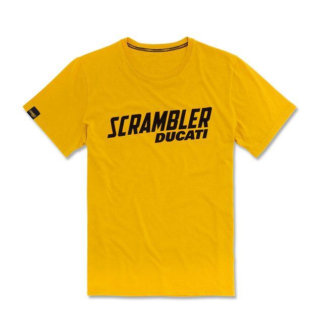 画像: Tシャツ scramblerducati.com