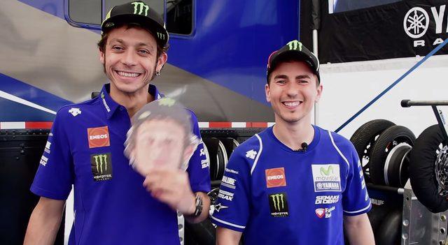 画像: ほら。だから本物。二人ともいい笑顔です。