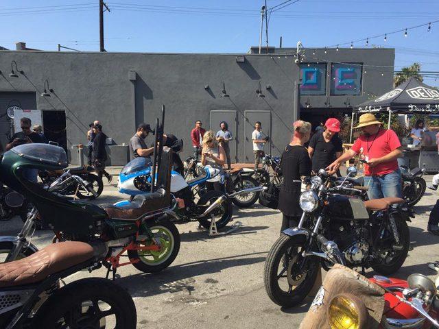画像3: 【California 速報】ヴェニスビーチでも同時開催された「BIKE BUILD OFF」その1