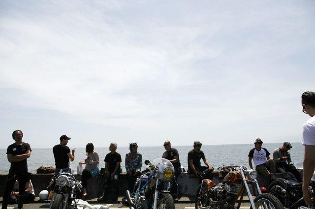 画像1: オープンで自由な空気が新しいカスタムバイクショー「BIKE BUILD OFF」