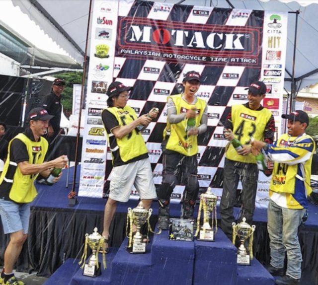 画像: <ジムカーナ>マレーシアのジムカーナ大会「MOTACK - Malaysian Motorcycle Time Attack」に参加してみた!(その2)