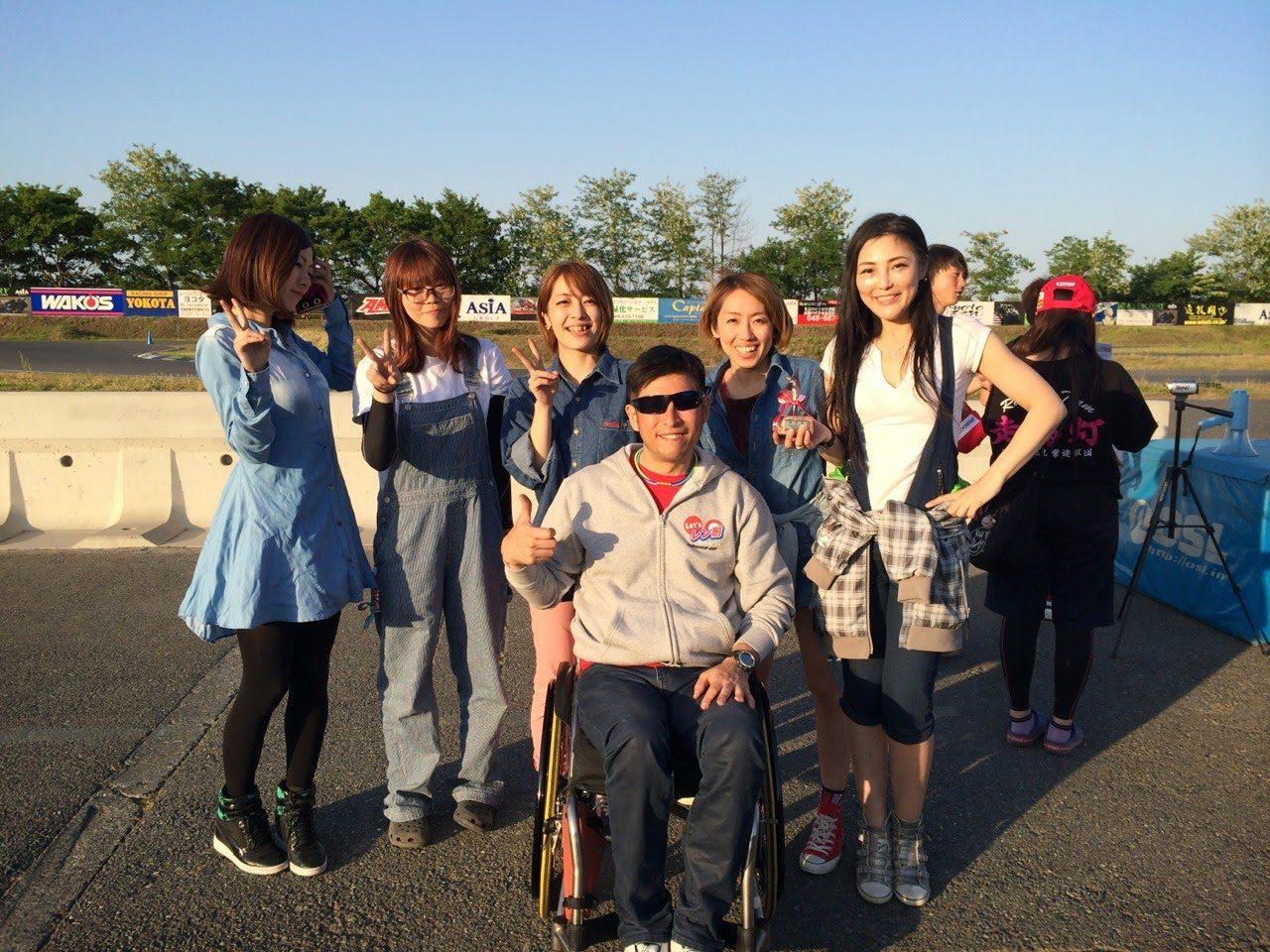 画像: 女子チームで耐久レースに参加してきました。