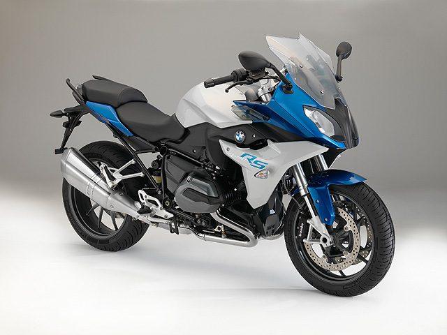 画像: 【BMW】新モデルのR1200RSを6/5発売