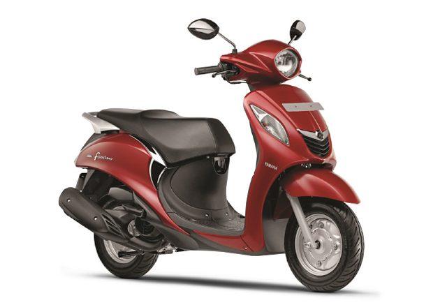画像: [ニュースリリース]インドスクーター市場のトレンドリーダーへ向けたファッションスクーター 「Fascino(ファッシーノ)」新発売