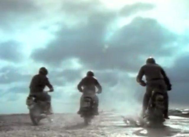 画像: BSAが盛りだくさんのミュージックビデオ - LAWRENCE(ロレンス) - Motorcycle x Cars + α = Your Life.