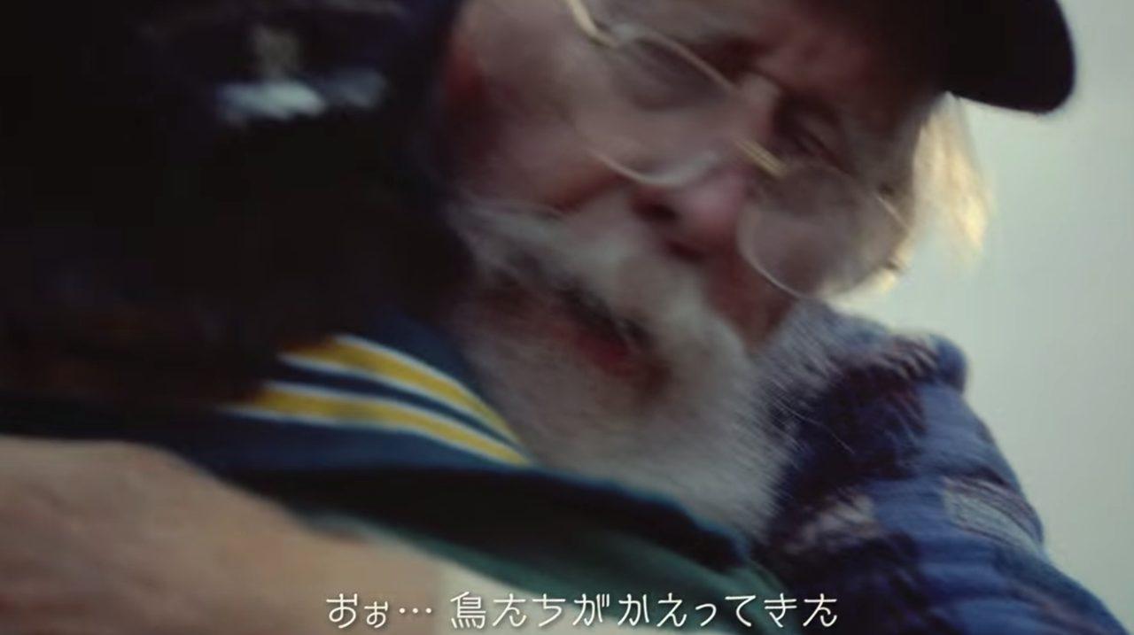 画像: 感動に涙する二人! www.youtube.com