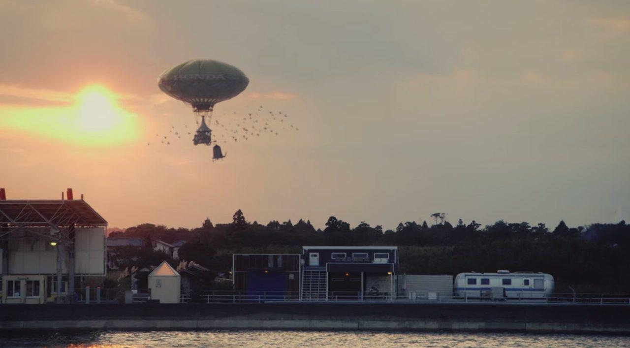 画像: 200羽力wの気球ROAD HINTS、再びの勇姿。 www.youtube.com