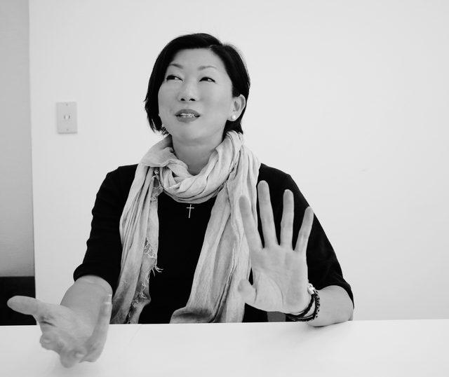 画像: 伝統ある企業を率いることの難しさを語る権藤さん