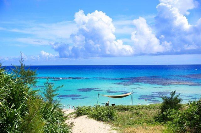 画像: 奄美大島で最も美しい海 土盛海岸 http://www.amamicco.net/amami/amami08.html