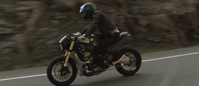 画像: 絶世の美男で知られるこのライダー、一体誰だ?そして、このカスタムを作ったのは一体誰だ?【動画あり】 - LAWRENCE(ロレンス) - Motorcycle x Cars + α = Your Life.