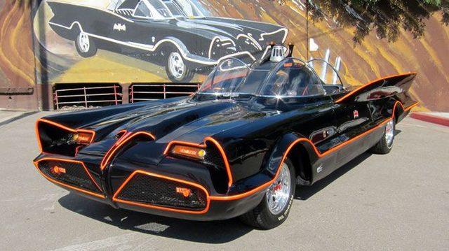 画像: 『TV版バットモービル』 www.stripelmagazine.be