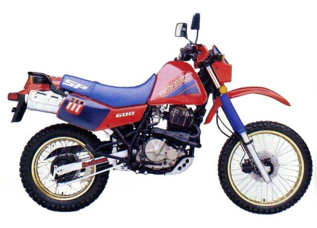 画像: Suzuki SP600 www.suzukicycles.org