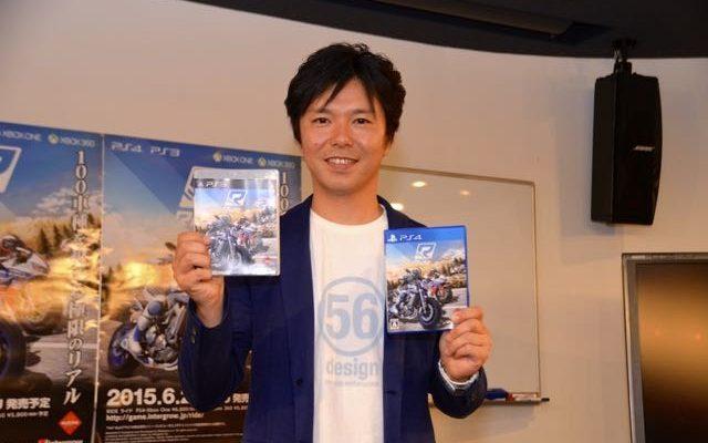 画像: バイクゲーム RIDE 発売...元Moto GPライダー中野真矢さん「プレイして将来バイク乗りになって」