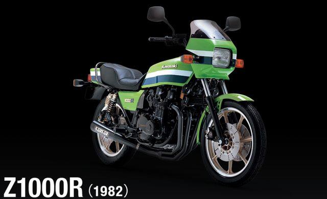 画像: 築地と寿司とローソンレプリカ(Kawasaki Z1000R)〜 オトコカワサキ、って知ってる? - LAWRENCE(ロレンス) - Motorcycle x Cars + α = Your Life.