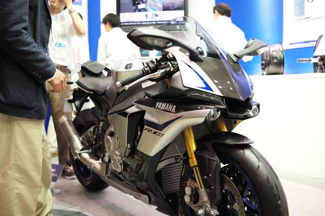 画像: YZF-R1M  2,950,000円(税別)