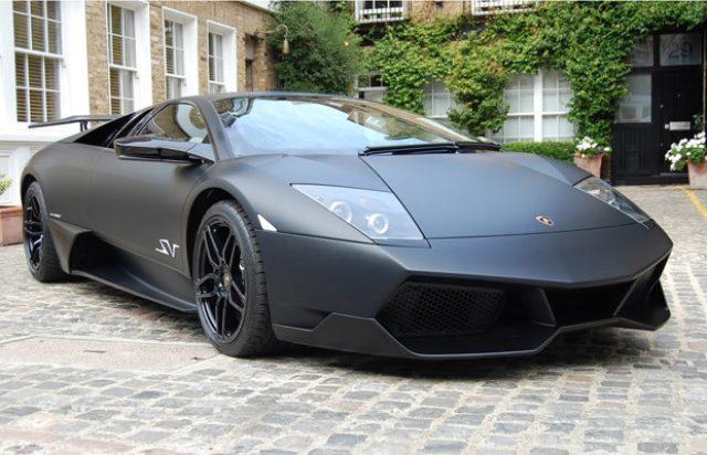 画像: Lamborghini Murcielago www.complex.com