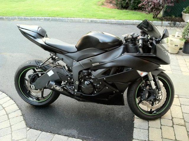画像: Kawasaki Zx-6r mbworld.org