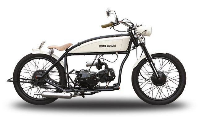 画像: Snake Motersの所さんモデルかわいい〜 - LAWRENCE(ロレンス) - Motorcycle x Cars + α = Your Life.