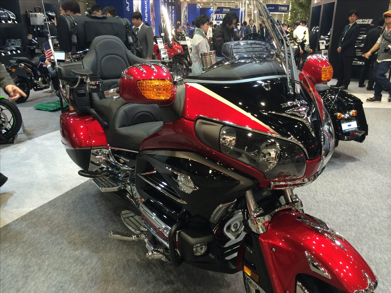 honda goldwing gl1800 lawrence motorcycle x cars your life. Black Bedroom Furniture Sets. Home Design Ideas