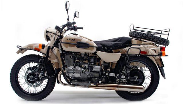 画像: GearUp 2WD www.ural-jp.com
