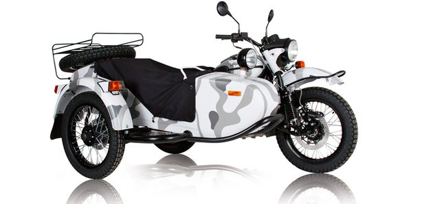 画像2: 2015 Ural Gear-Up www.ural-jp.com