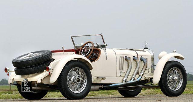 画像: Mercedes Benz SSK www.motivemagazine.com