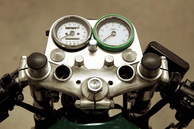 画像1: 78 Kawasaki KZ400 www.pipeburn.com