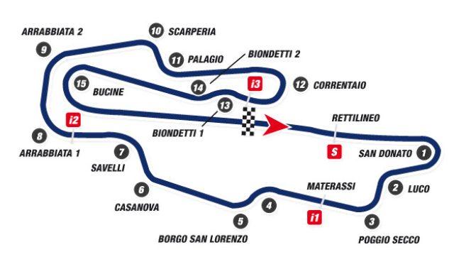画像: ムジェロ/イタリア race.yamaha-motor.co.jp