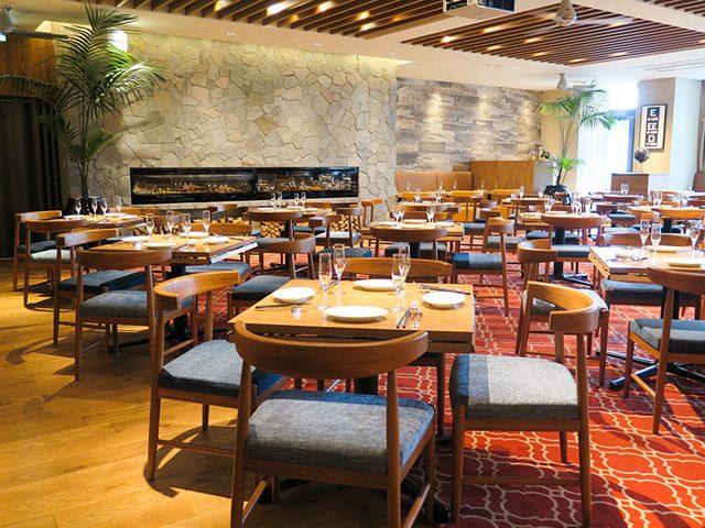 画像: ロサンジェルスバルコニー テラスレストラン&ムーンバー www.fashion-headline.com
