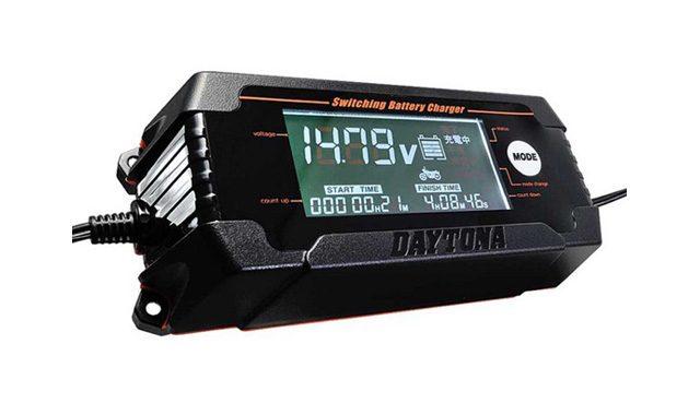 画像: デイトナがテスターとしても使えるバッテリー充電器を発売