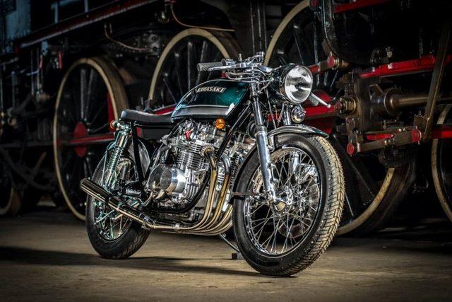 画像: 1976 Kawasaki KZ650 www.facebook.com