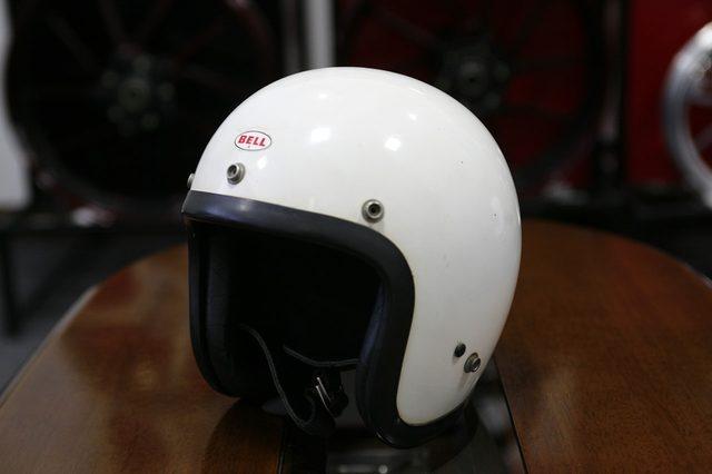 画像: オリジナルのBELL 500-TX