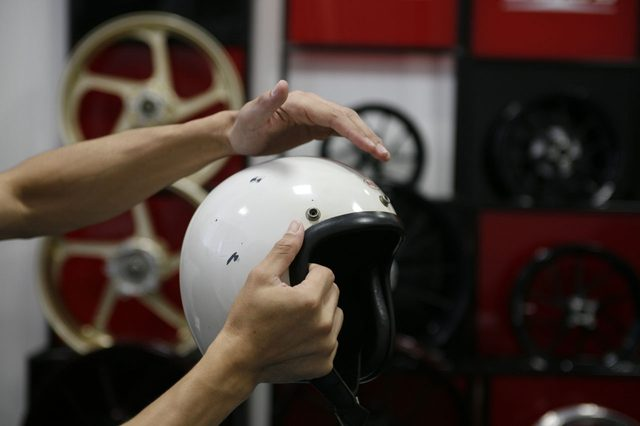 画像: BELLヘルメットのレジェンド500-TXを現代に蘇らせる「アクティブ」の挑戦[後編]