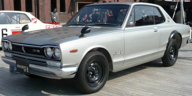 画像: ハコスカこと日産スカイラインGT-R(S20エンジン系(1969年-1972年) ja.wikipedia.org