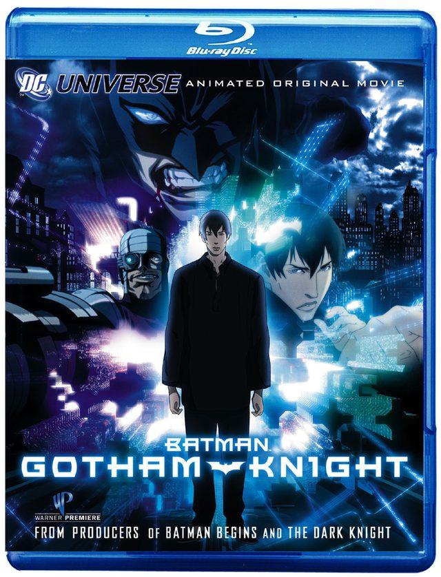 画像: バットマン ゴッサムナイト www.whv.jp