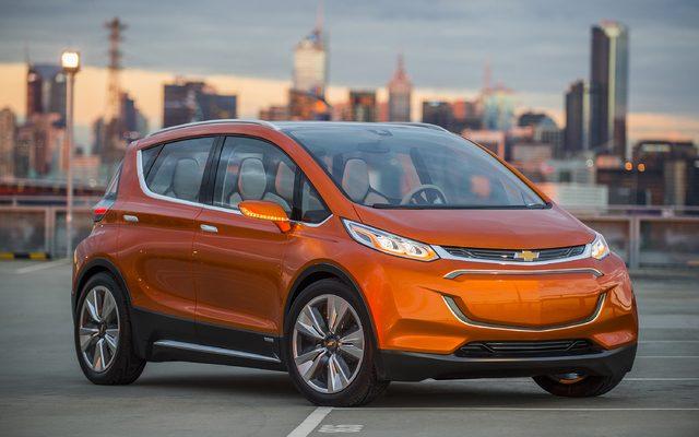 画像: GMの小型EV、「BOLT」の名称使えず...ヤマハに商標権