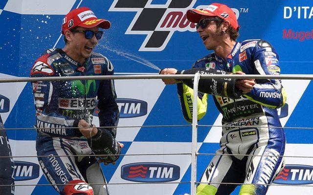 画像: 【MotoGP 第6戦】ヤマハ、ロレンソが3連勝...マルケスは転倒リタイア