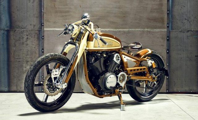 画像: スペインのカスタムビルダーMatt BlackもYAMAHAのYard Builtプロジェクトに参戦。ギラギラXV900をローンチ。 - LAWRENCE(ロレンス) - Motorcycle x Cars + α = Your Life.