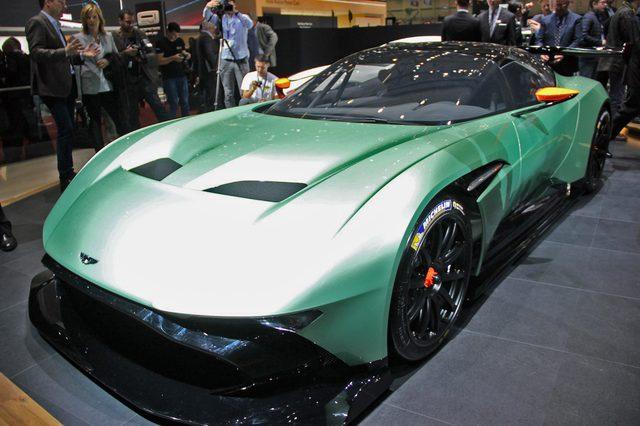 画像: Aston Martin Vulcan www.thetruthaboutcars.com
