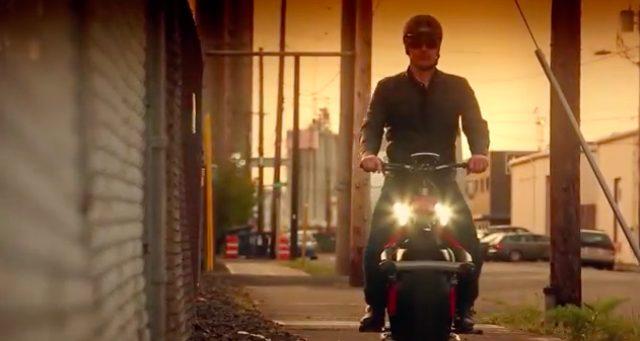 画像3: 今時、二輪じゃなくて一輪バイクでしょ!という可能性を感じさせてくれる電動一輪バイク、「Ryno」。
