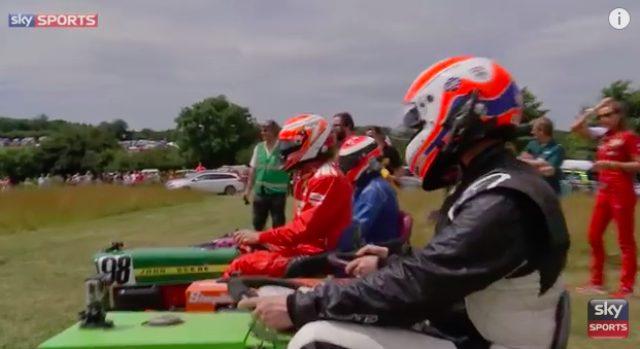 画像3: このドライバー達、実は超豪華なメンバーです