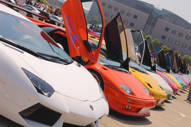 画像: スーパーカー好きの方にニュースです♡